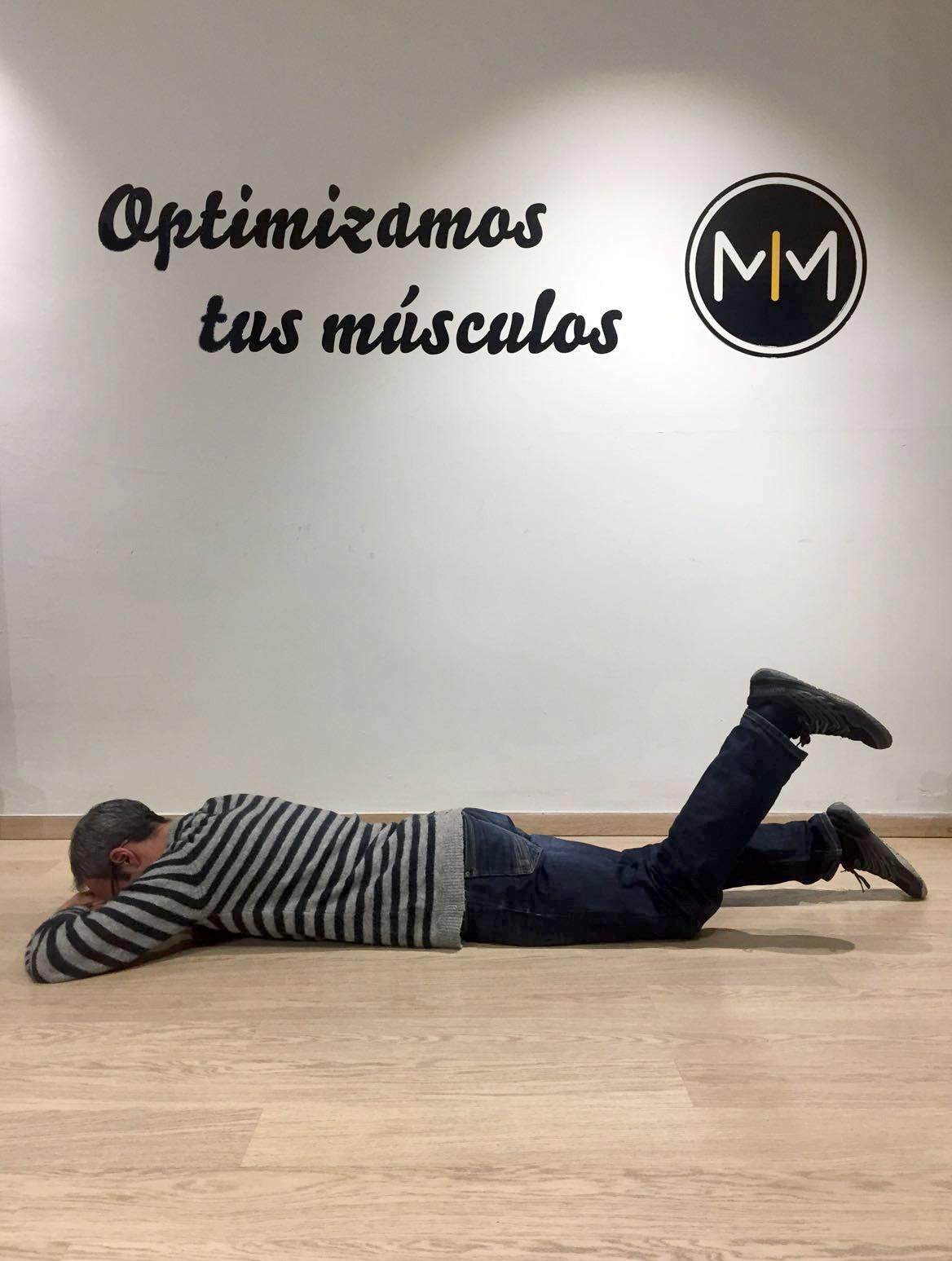 ejercicio cadera optimmus