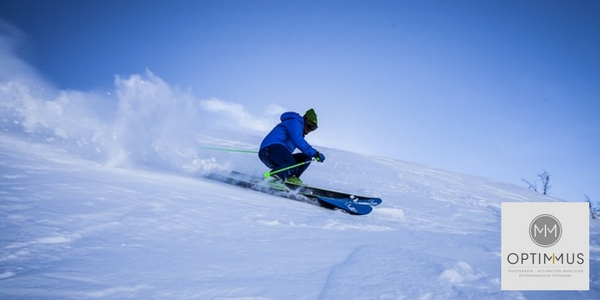 lesiones esquí optimmus